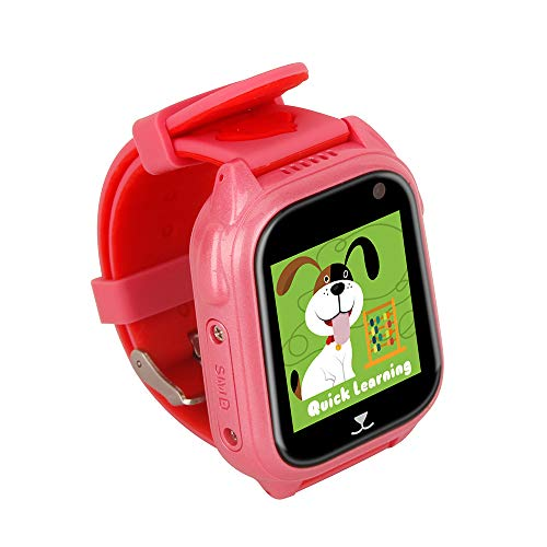 Docooler Kids Smart Watch Phone for Children Girls Boys 1.44