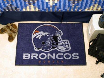 Denver Broncos Football Rug - 7