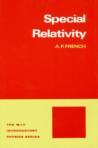 Special Relativity (M.I.T. Introductory Physics)