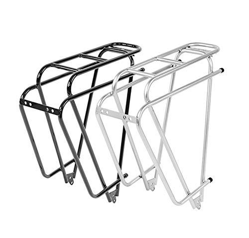 Gimitunus Portabicicletas Commuter Carrier w/Seatpost Quick Release Montaje Trasero Universal para Bicycle Cargo