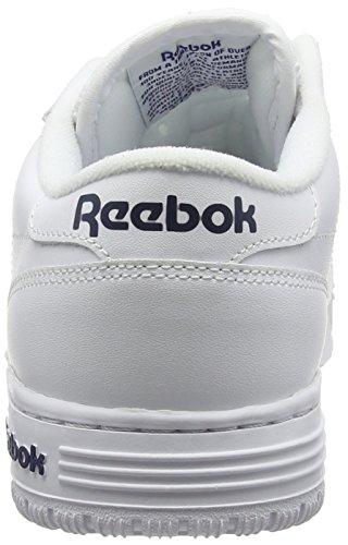 Reebok Exofit Lo Clean Logo INT, Zapatillas de Deporte Para Niños Blanco