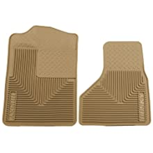 Husky Liners Front Floor Mats Fits 00-05 Excursion, 99-10 F250/F350/F450