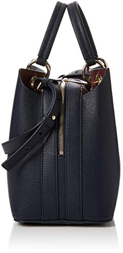 Core Bleu Navy Tommy Th Tommy Satchel Hilfiger Sac qTSTRwPfx