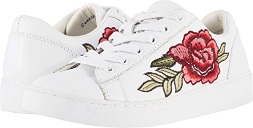 Vionic Womens Syra Floral Sneaker, White Floral, Size 7.5