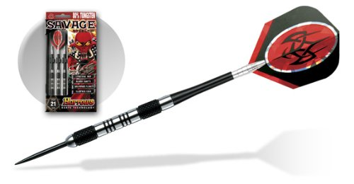 UPC 722969514045, Harrows Savage 85% Tungsten Steel Tip Darts