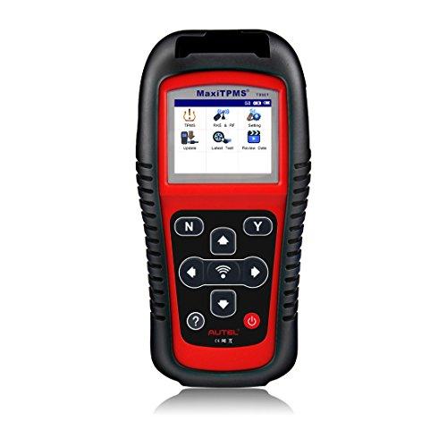 Autel MaxiTPMS TS501 TPMS OBD2 Activation Magnetic Tire Pressure Monitor System Diagnostic Tool TPMS Sensor Check Kit ECU Program Reset Warning Light Professional Tool