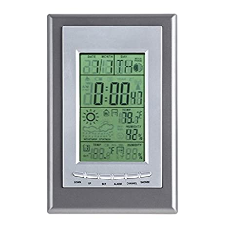 Amazon.com: Ambient Weather WS-1173A Wireless Advanced Weather ...