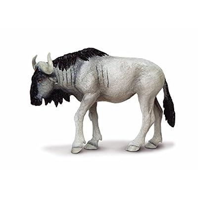 Safari Ltd  Wild Safari Wildlife Blue Wildebeest: Toys & Games
