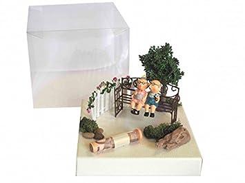 Zauberdeko Geldgeschenk Verpackung Geldverpackung Oma Opa Garten