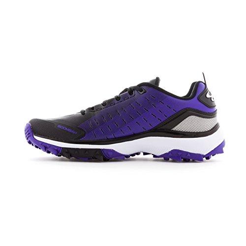 Chaussures De Gazon Catalyseur Boombah Mens - 14 Options De Couleur - Plusieurs Tailles Noir / Violet
