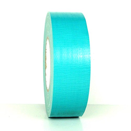 2'' (48mm) Industrial Grade Duct Tape (67236) (2'' Case (24), Teal) by Alanson Products
