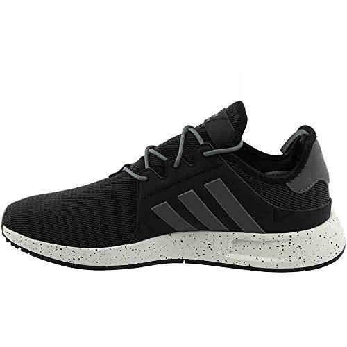adidas Originals Mens X_PLR Running Shoe Sneaker Grey/Black, 3.5 M US by adidas Originals (Image #3)
