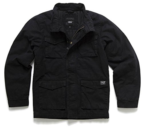 Alpinestars Mens Sixty Five Moto Jacket, Medium, Black