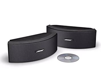 Bose ® Environmental Lautsprecher Mit Mounting Brackets (bis 100 Watt  Amplifier, 1 Paar