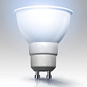 Xlight.ca GU10 Led Light Bulbs, 5W(50W Equivalent), Dimmable LED Bulb Energy Star,UL-Listed, Pack of 6 (Daylight 5000K)