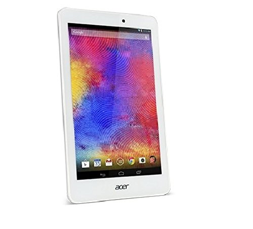 Acer Iconia Tab 8 Tablet, 8-inch HD, Intel Atom Z3745G, 1GB DDR3L, 16GB Storage, Android KitKat, A1-850-13FQ