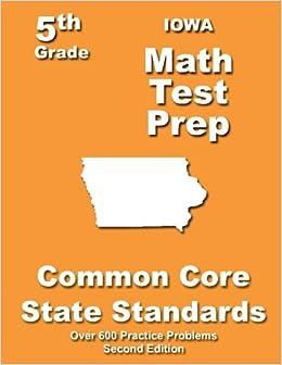 Iowa 5th grade math test prep common core learning standards iowa 5th grade math test prep common core learning standards 2595 free shipping fandeluxe Gallery