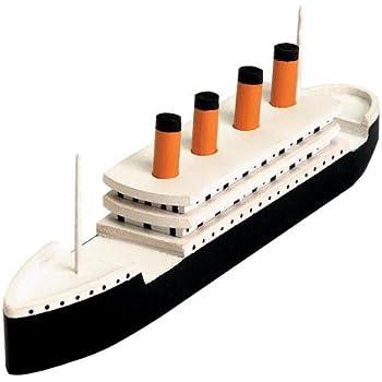 Amazoncom RMSTITANIC LED SET MULTI COLOR PARTS - Cruise ship model kits