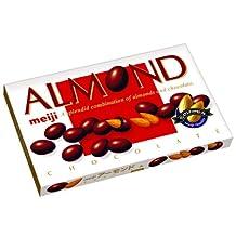 Meiji Chocolate Almond Big Box 181g