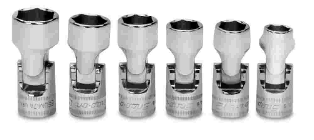 スナップオン 22mm ユニバーサルソケット 差込み角:3/8インチ ショート 6ポイント【並行輸入】 FSUM22A B00G9XV6E6 22mm