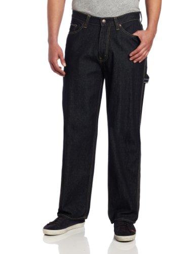 U.S. Polo Assn. Men's Carpenter Jean, Blue, 38x30 - Logo Carpenter Jeans
