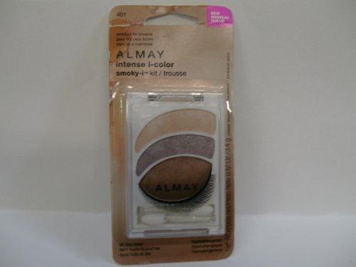 Almay Intense i, Color Smoky, I Kit for Brown Eyes