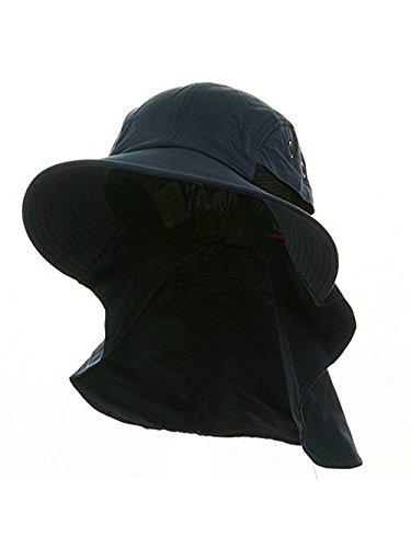 Adam's Headware Extreme Condition Hat - UPF 50+ Navy