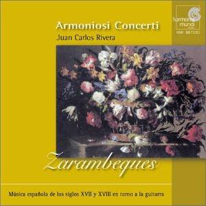 (Zarambeques: Spanish Baroque Guitar Music)