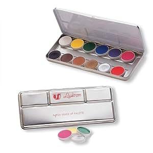 Laukrom Aqua Make Up Palette  - 7 gramos