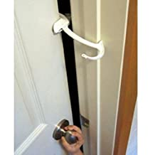 Door Monkey, Childproof Door Lock and Pinch Guard, Safety Toddler Baby Proof, New!!!