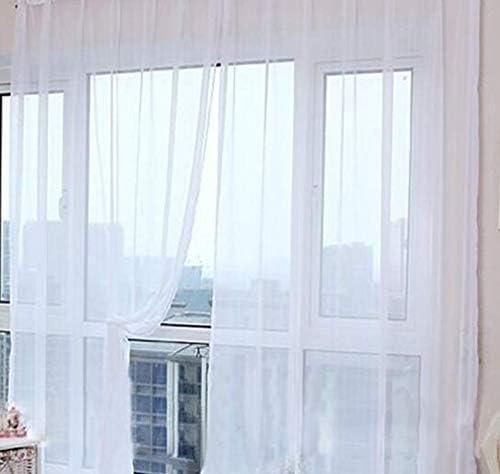 Color de la boda de color s/ólido hilado de vidrio pantalla transparente