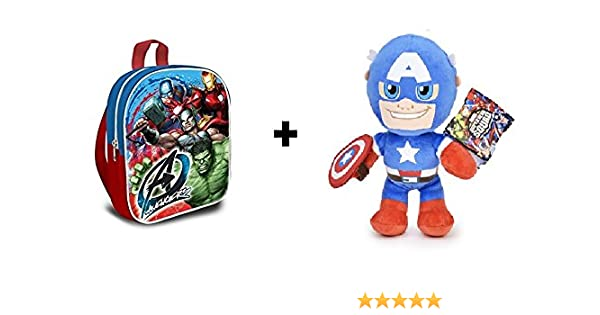 avngs Los Vengadores (The Avengers - Marvel) - Pack Peluche ...