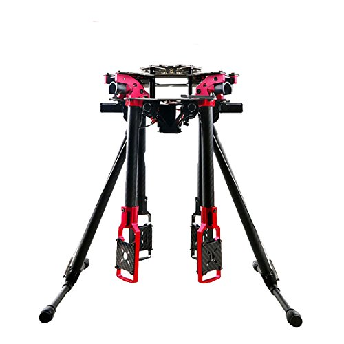 HAPPYMODEL HMF U580 Totem Series RC Drone Quadcopter Frame Kit 4 Axis Foldable Rack Carbon Umbrella FPV Landing Gear