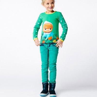Mim Pi Green Pants