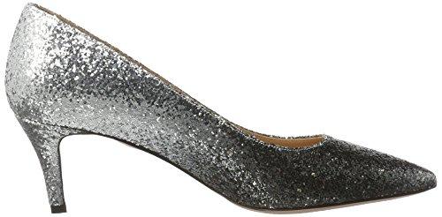 Oxitaly Sara 100 - Tacones Mujer Silber (Argento)