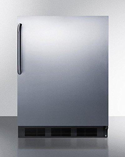Summit FF6B7CSSADA Refrigerator, Stainless Steel by Summit (Image #2)