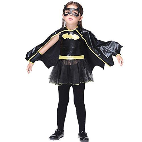 PNBB Cosplay Batman Costume Show Role Playing Dance Costumes,Medium Size (Batman Costumes Cheap)