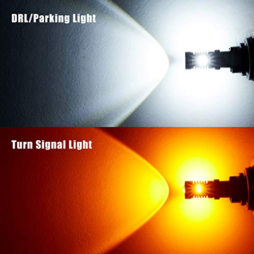 Buy 1157a led switchback bulb
