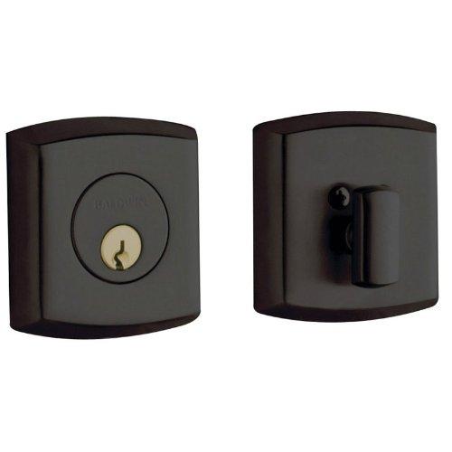 Baldwin Hardware 8285.102 Deadbolt Lock ()
