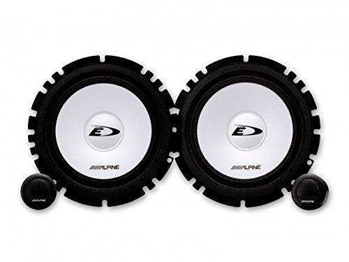 JUST SOUND best choice for caraudio Einbauset f/ür Ford S 16cm Lautsprecher System Alpine SXE-1750S