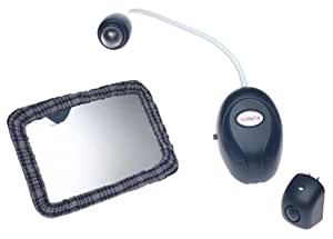 Baby Night Sight Value Pack Remote Control Light and Mirror Set