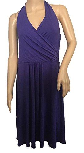 Lucia US Purple ST BODEN Halter 6 Blue Size Dress qHFgxxntUw