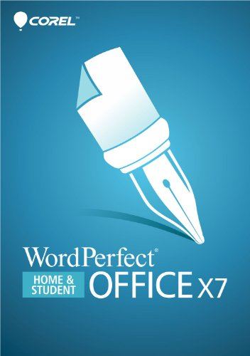 WordPerfect Office X7 Home & Student [Download] (Microsoft Works Free Download compare prices)
