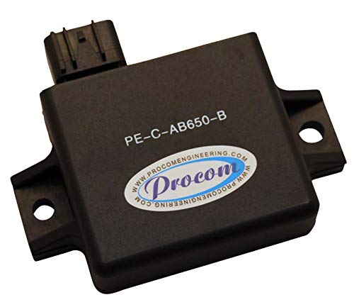 Procom Remapped High-Performance CDI Ignition Amplifier Racing Module (Fits 2003-2007 Bombardier DS650 & 2002-2005 DS 650 ()