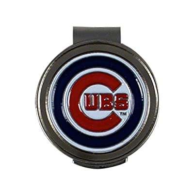 MLB Chicago Cubs A01536 Clamshell Hat Clip with 2 Markers