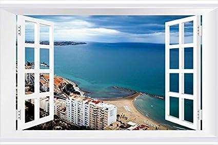 SHOBRILF San Juan Beach in Alicante - World - #46653 - Art Print 3D Fake