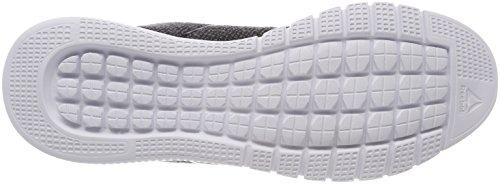 Pour Cn0528 Chaussures Cendr Femme Gris Blanc Course noir Reebok 0 Noir De wadtaX