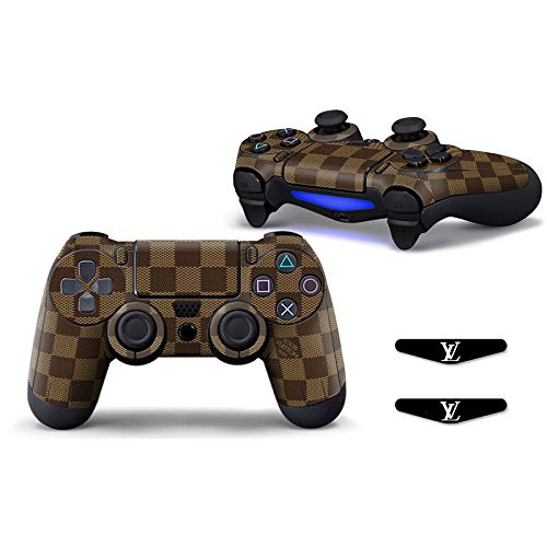 Vinyl PS4 Controller Sticker Skin Cool Decal for Playstation 4 PS4 Pro Slim Remote Controllers