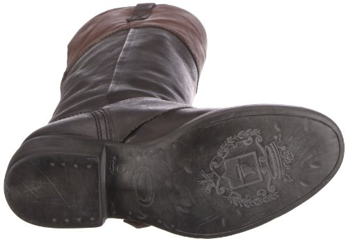 Stivali Donna Pepe 243 A Jeans black schwarz Rg Regent Nero XYff7v41n