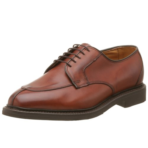 Allen Edmonds Men's Ashton Split Toe Oxford,Chili,9 B - Split Toe Oxfords